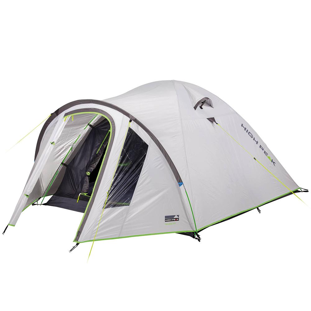 KINGCAMP Monza 2-3 Personen Automatik Zelt Kuppel Familien Iglu Camping Festival