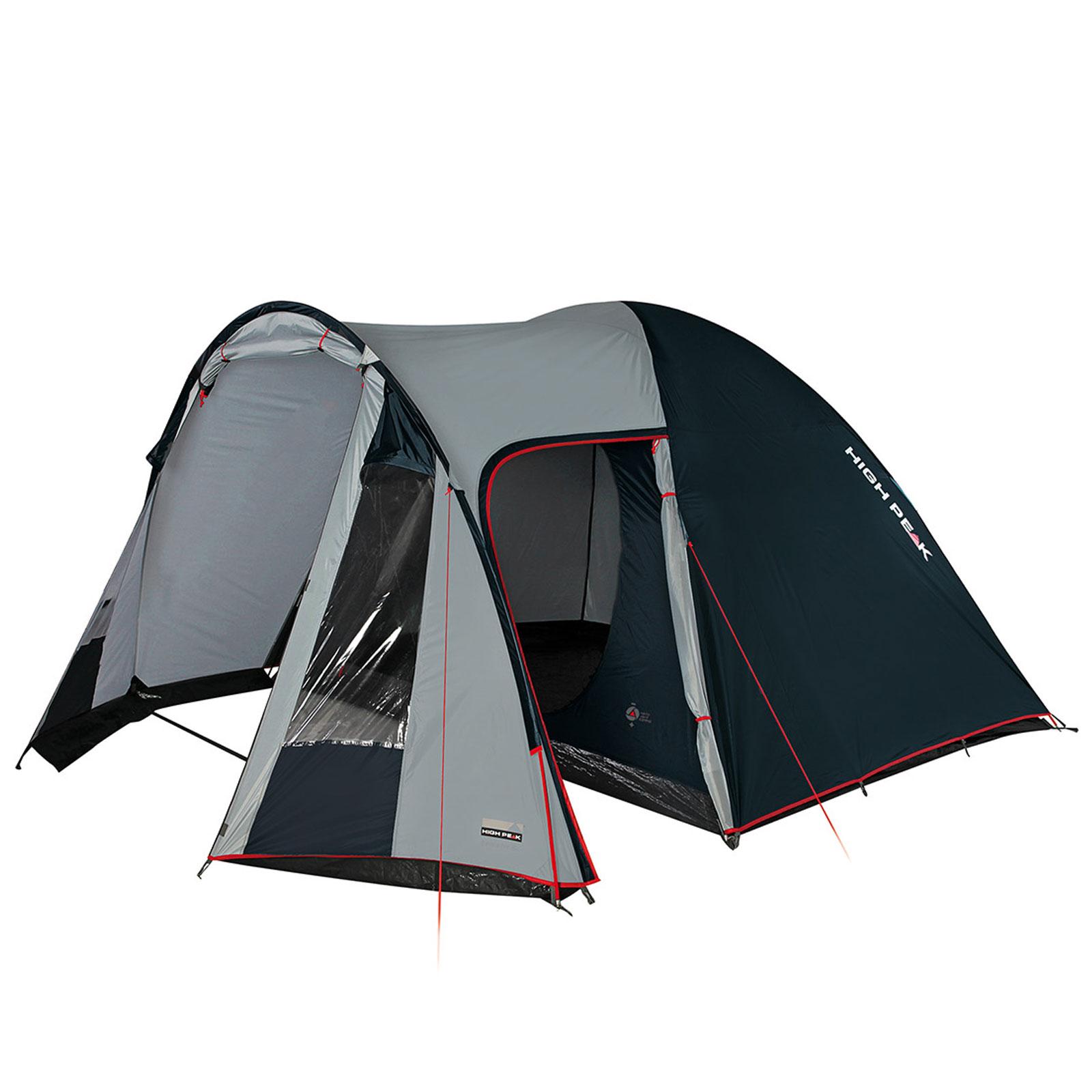 Zelt Ancona 5 : High peak zelt ancona mann camping familienzelt