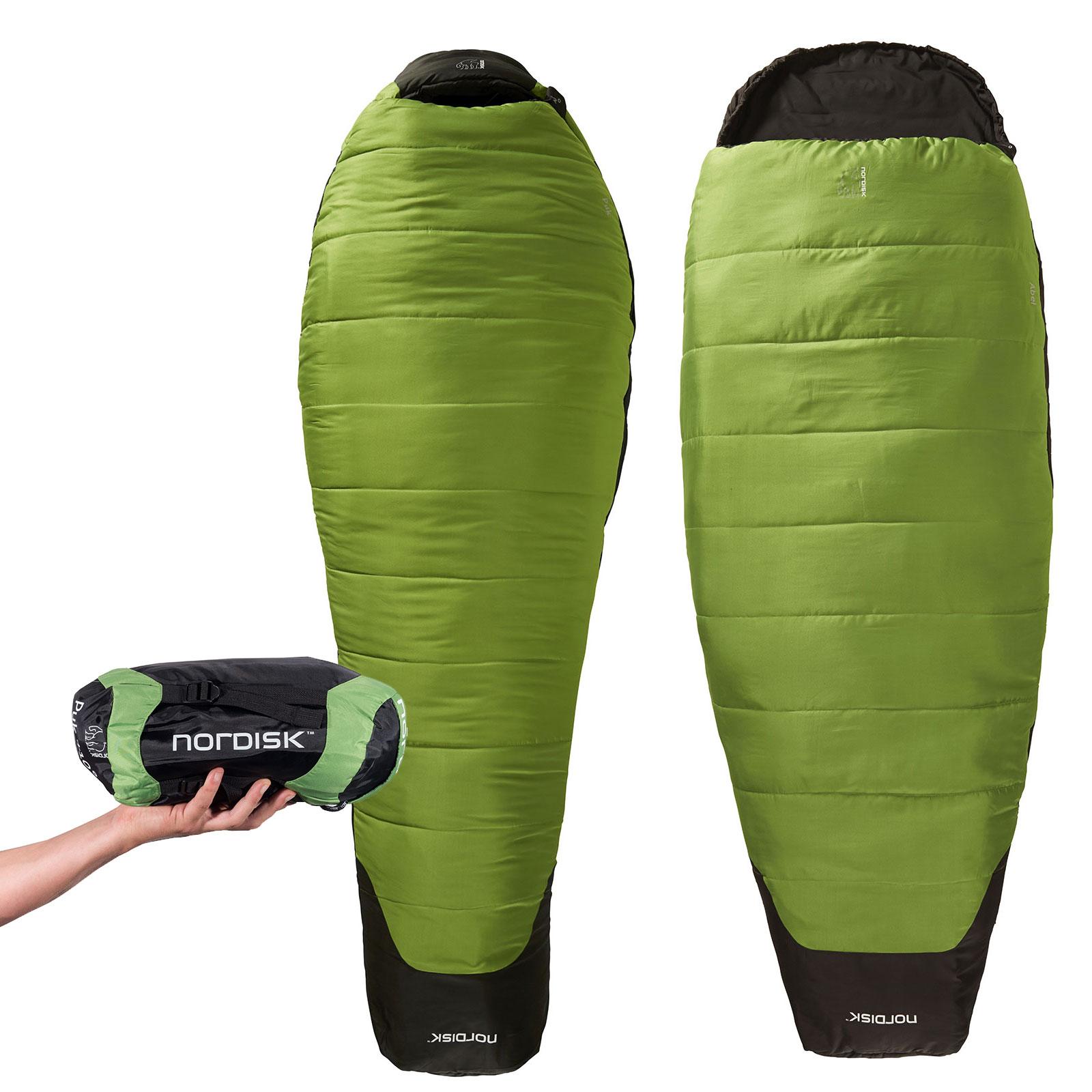 newest 3b382 42e14 Details zu NORDISK Mumienschlafsack Puk L&XL Outdoor Winter Schlafsack  Leicht Biwak -20 °C