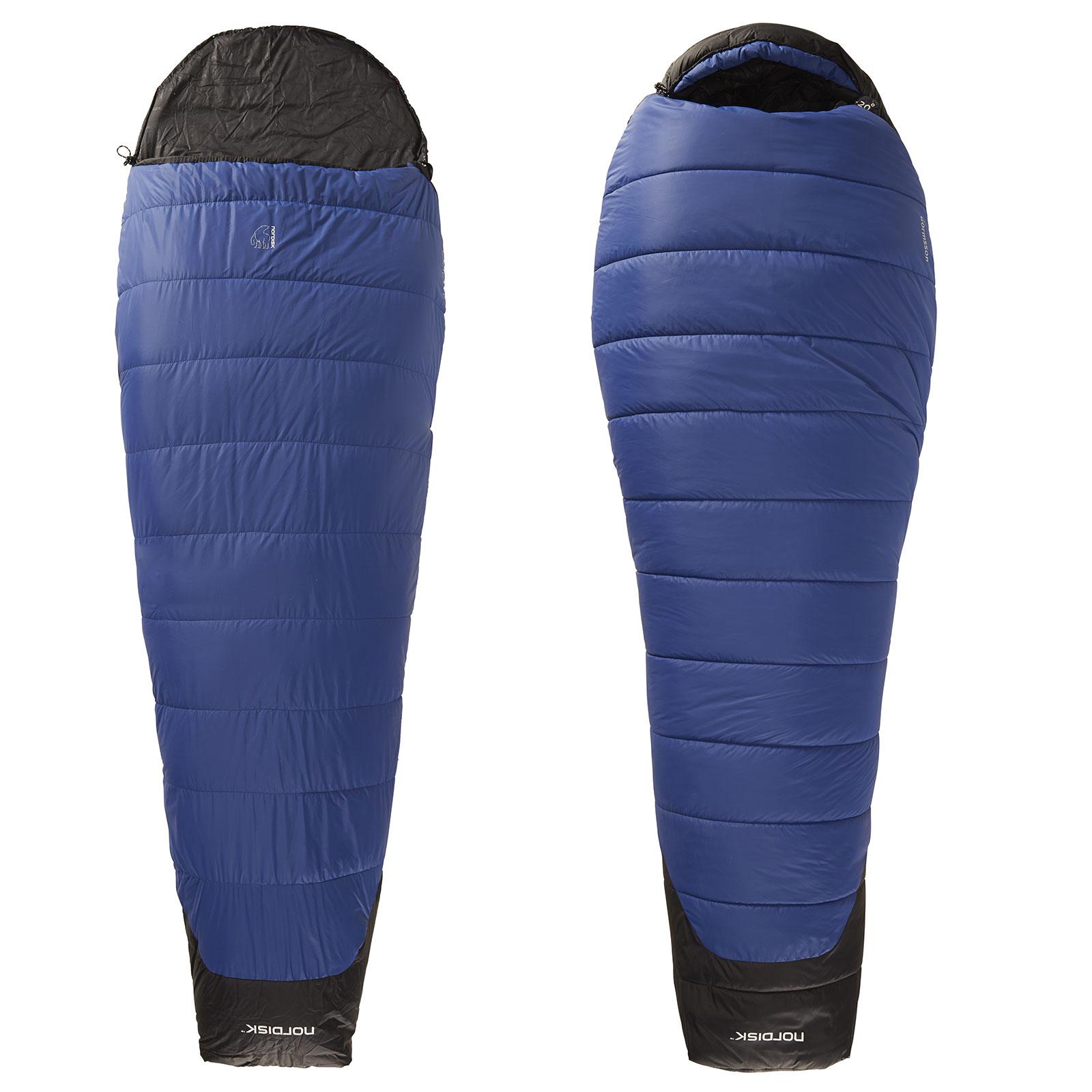 the best attitude 437b3 8982a Details zu NORDISK Mumienschlafsack Gormsson L&XL Outdoor Winter Schlafsack  4 Jahreszeiten