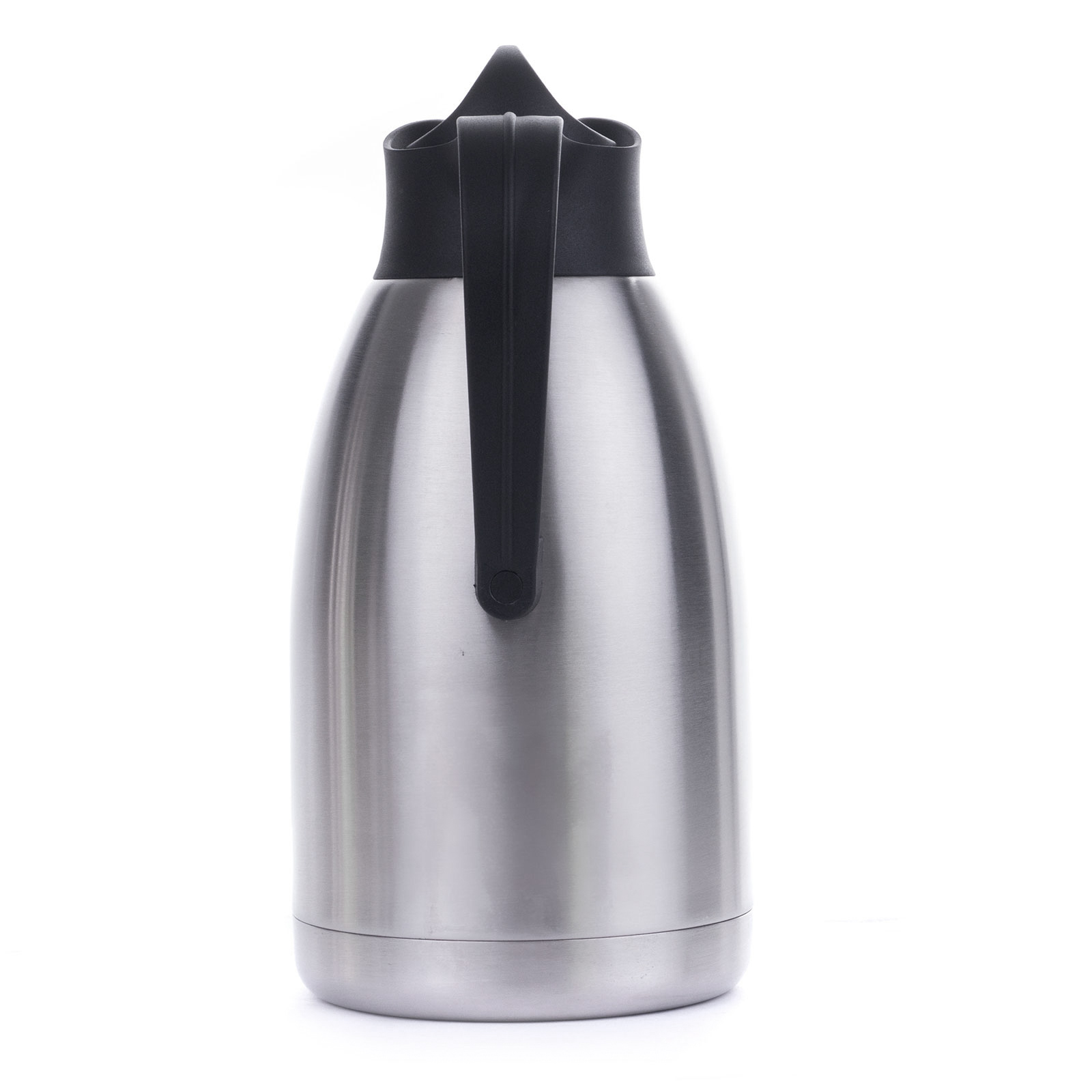 isolierkanne 2l isolierflasche thermo kanne kaffeekanne flasche edelstahl gro ebay. Black Bedroom Furniture Sets. Home Design Ideas