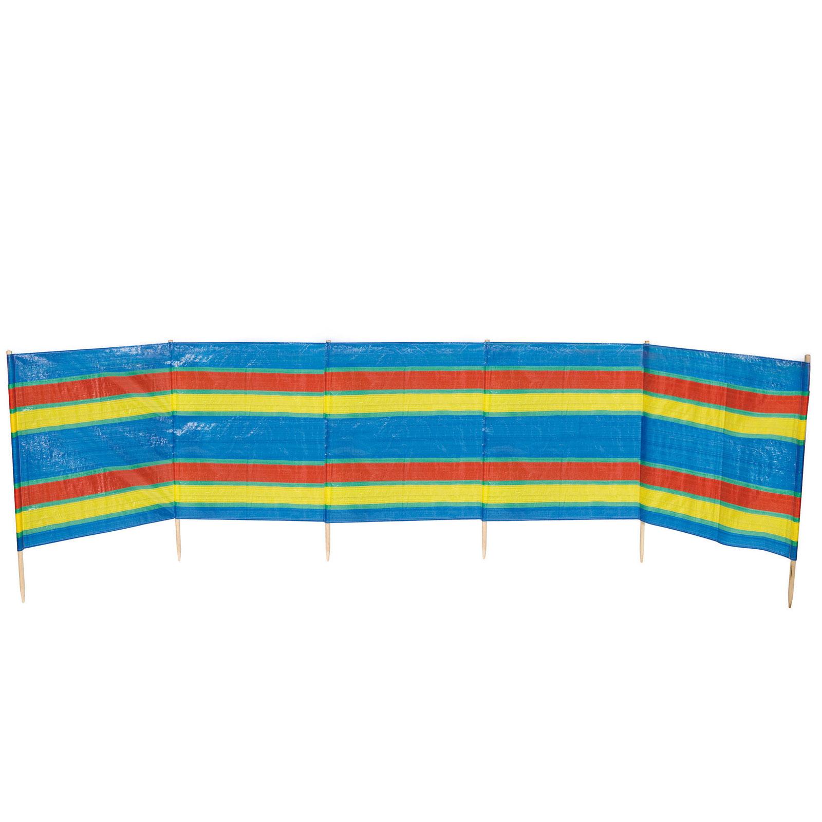 BO CAMP Camping Windschutz XL Strand Zelt Sichtschutz Garten
