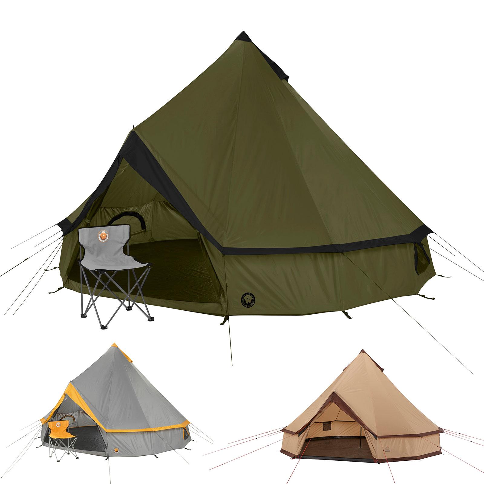 Zelt Explorer 4 : Explorer zelt sierra personen camping familienzelt