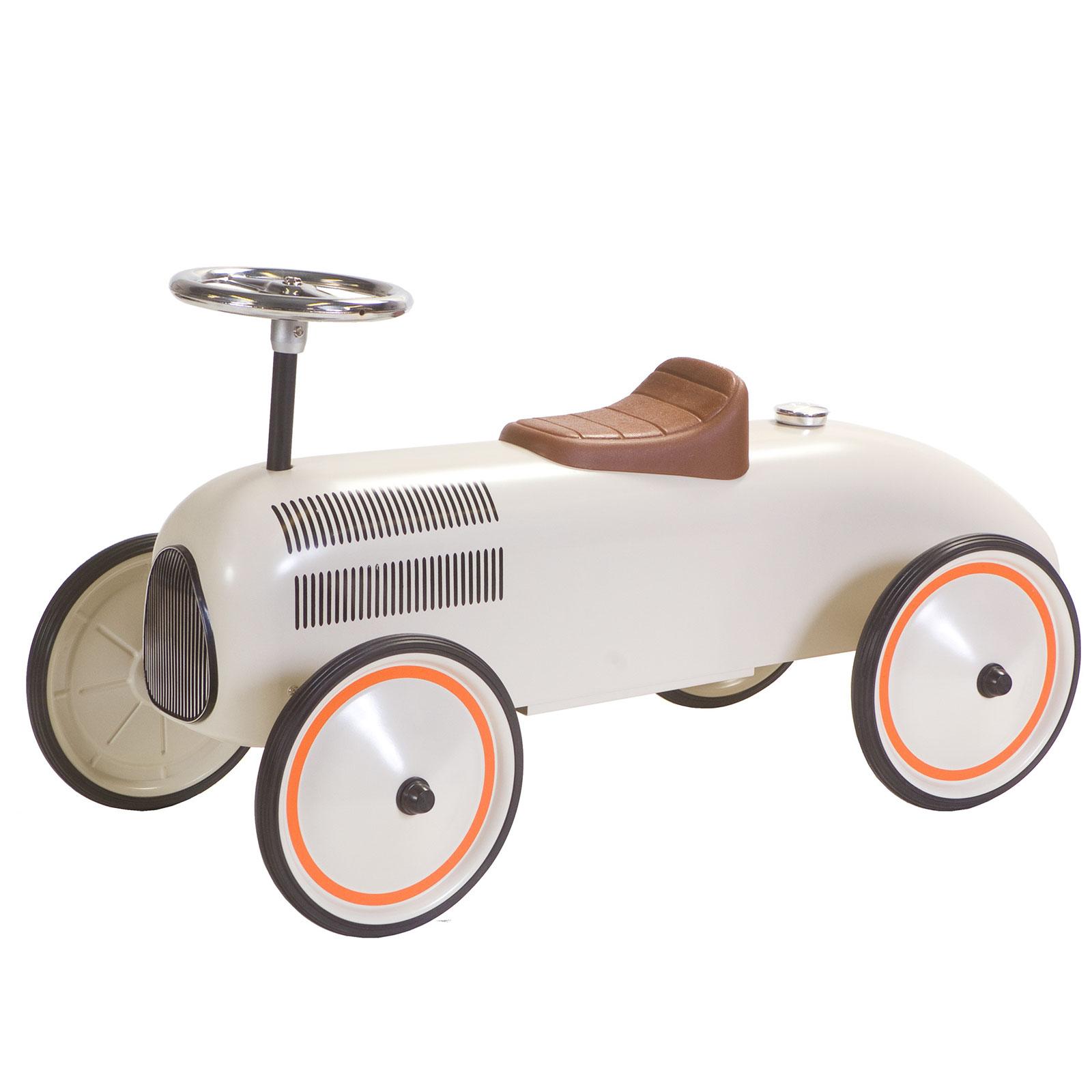 retro roller kinder laufauto rutschauto baby rutscher auto. Black Bedroom Furniture Sets. Home Design Ideas