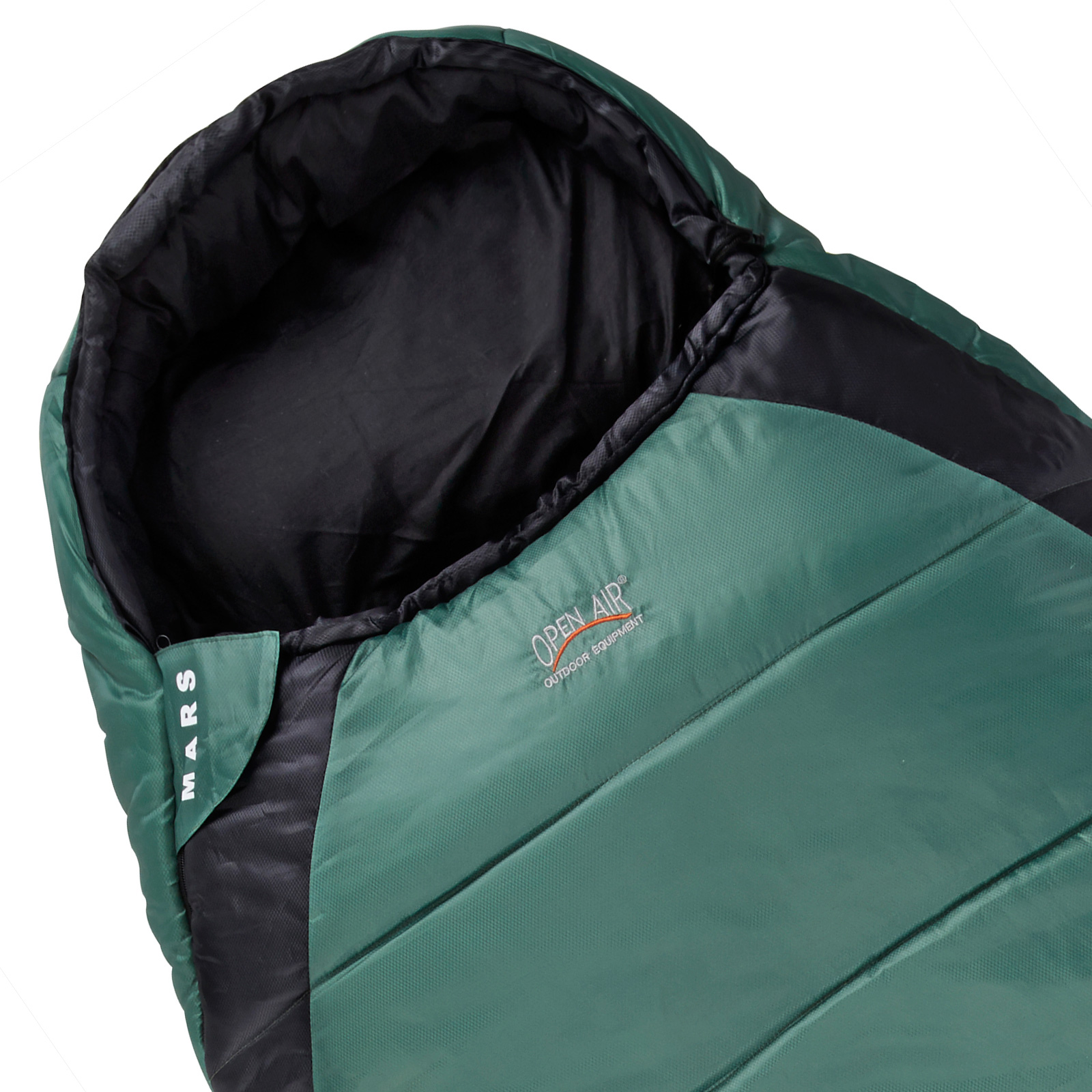 OPEN AIR Mumienschlafsack Mars XL 4 Jahreszeiten Schlafsack Camping Baumwolle