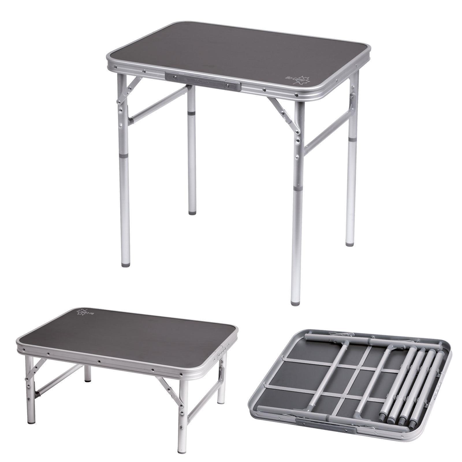 Mini Klapptisch.Details Zu Bo Camp Alu Mini Camping Klapptisch Koffer Falt Tisch Garten 2höhen Verstellbar