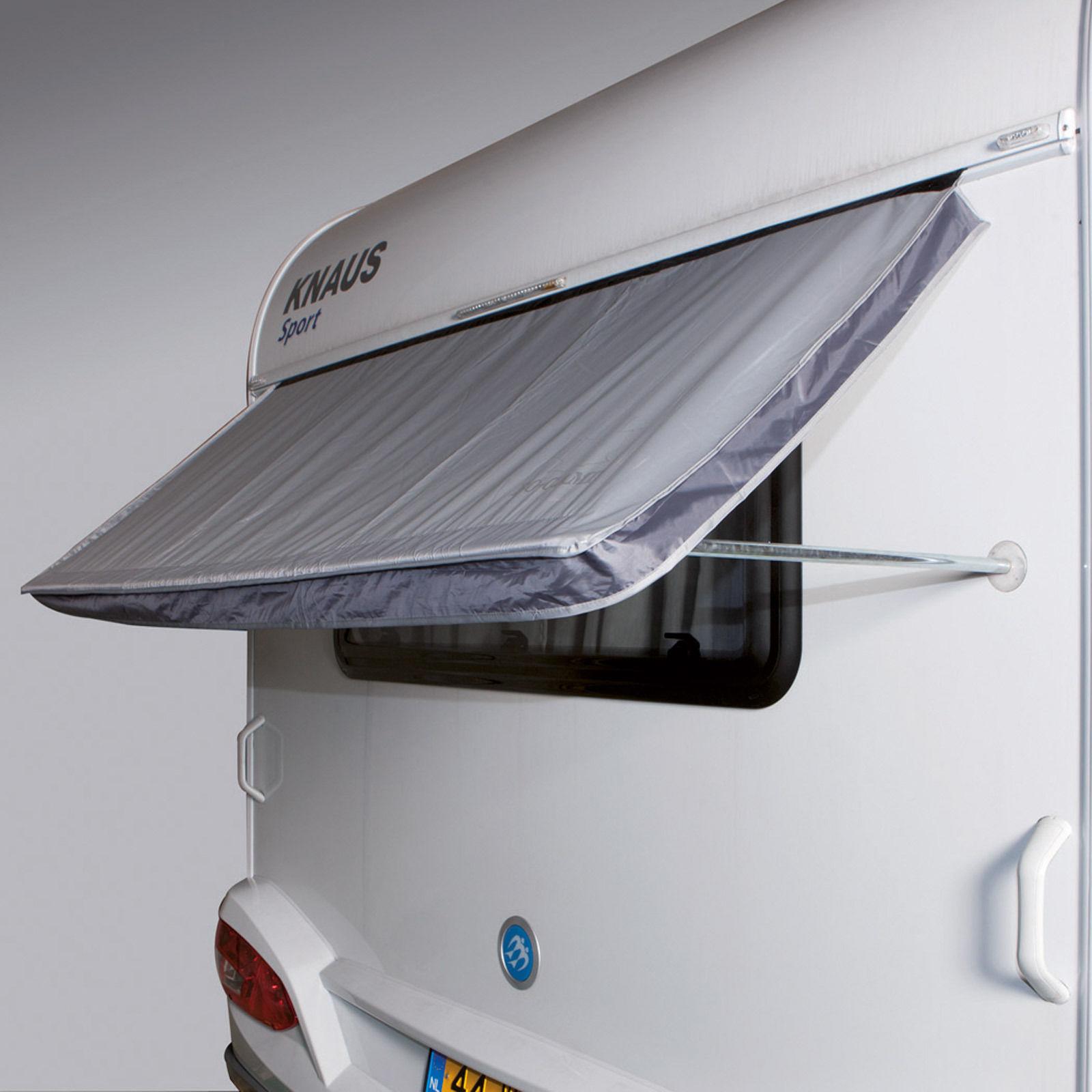 Bo Camp Markise F R Caravan Camping Fenster Sonnen Vordach