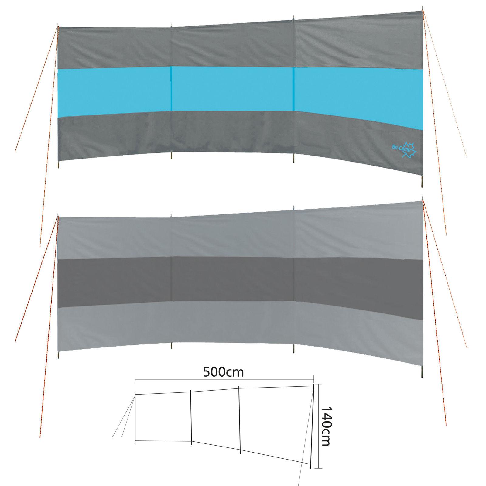 Windschutz Sonnenschutz Sichtschutz Strand Garten 5M  zum Meer zum See Top