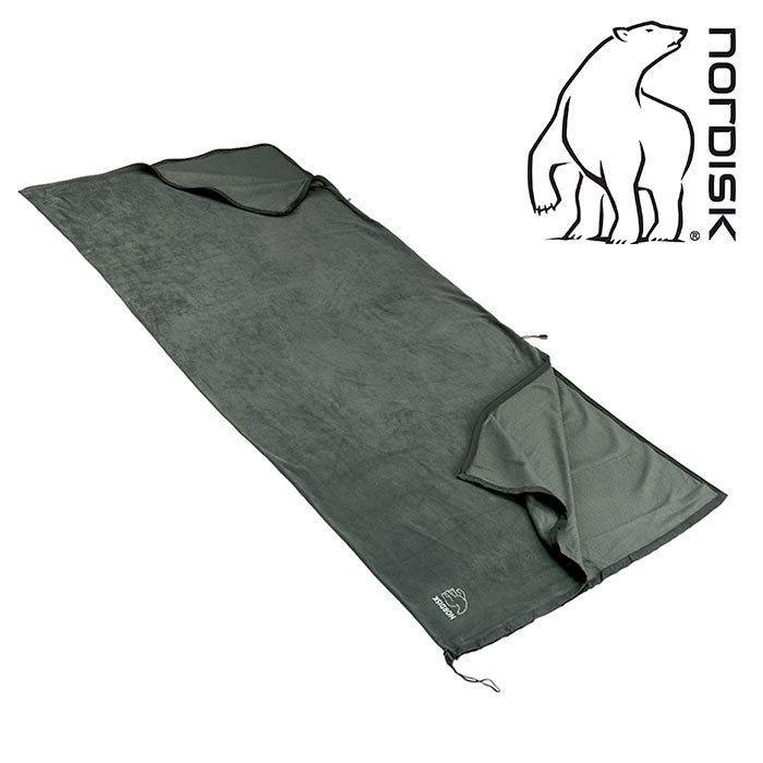 NORDISK Mumien Schlafsack Inlett 100/% Baumwolle Hütten Sommerschlafsack Camping
