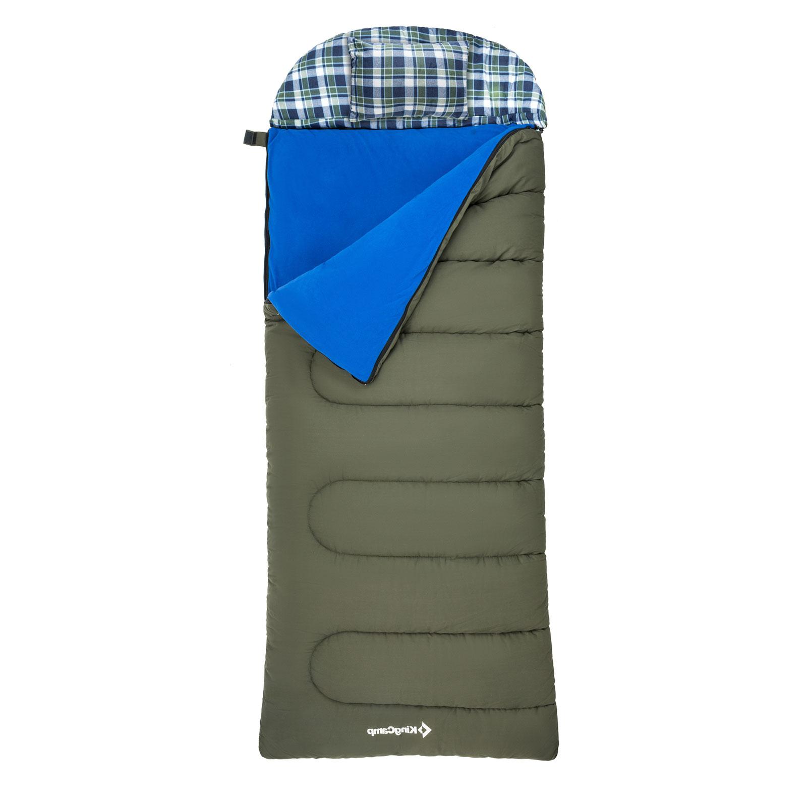 quality design 85579 09198 GRAND CANYON Schlafsack Valdez 205 XL Deckenschlafsack ...